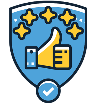 Reviews Trust Badge